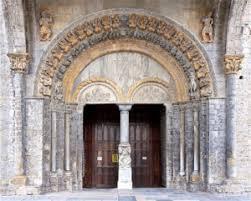 Cathédrale-Oloron-Sainte-Marie-Portail